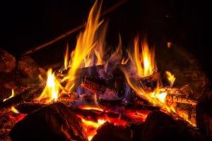 Wtorkowe ognisko dla facetów